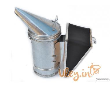 Дымарь пасечный со съемным мехом окрашенный порошковой краской