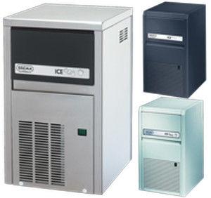 Льдогенераторы (груанулы, кубики, пальчики, чешуя) Ледогенераторы для кафе, бара, ресторана