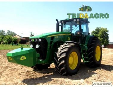 Трактор John Deere 8130 (2008)