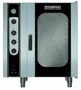 Пароконвекционная печь DFKE10/GN DAMPAK