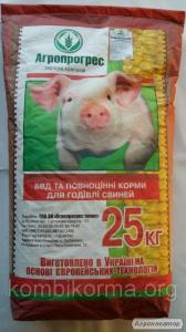 Добавка БМВД для свиней старт 8-35кг Агропрогрес 20%