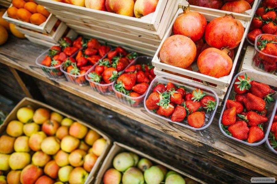 Куплю ягоды, овощи, фрукты. Киев