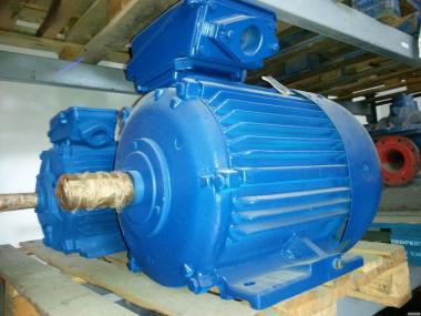 Электродвигатель АИР180М2 30кВт 3000 об/мин