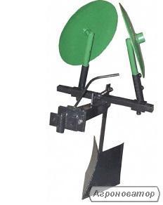 Картофелесажалка КП-1 для мотоблока оборотная