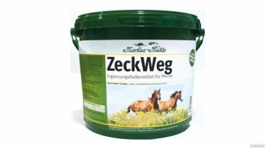 Luposan (Люпосан) Zeckweg Цеквег пищевая добавка для лошадей
