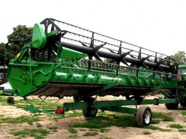 Жатка зернова John Deere 625 R (2006)