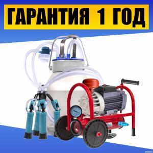 Доильный аппарат Буренка-1 Стандарт. Без предоплат / доставка / сервис