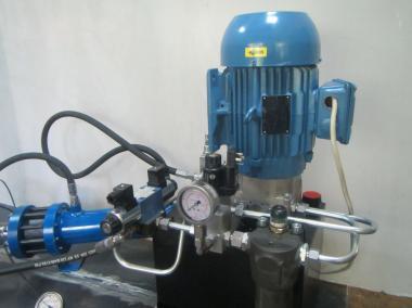 Компактные мини маслостанции Hydronit