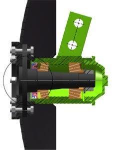 Почвообрабытывающий агрегат АГН-6.3