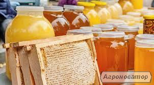 Мед з власної пасіки