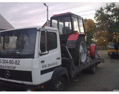 Послуги Евакуатора до 4т в Полтаві