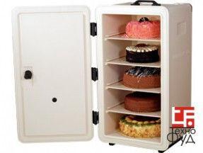 Термоконтейнер для кондитерських виробів 630 AVA PLASTIK