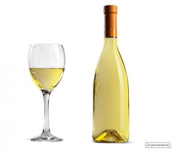 Продаётся вино виноградное БЕЛОЕ сухое натуральное