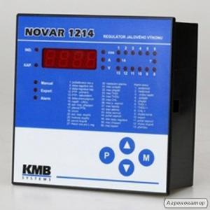 Регулятор реактивної потужності NOVAR 1005,1007,1114