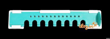 Летковый заградитель ПЛАСТМАСОВЫй 2-х элементный верхний