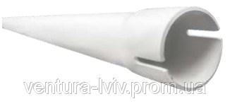 Труба из материала Novicor, длина 3 метра, Ø 75 мм