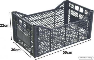 Куплю пластмасові ящики б/у з під мандарин у відмінному стані. 3000 шт