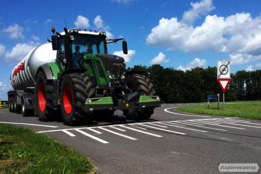 Колісний трактор Fendt 800 Vario