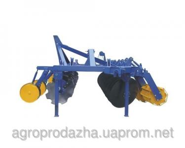Агрегат ґрунтообробний дисковий АГД -5.6
