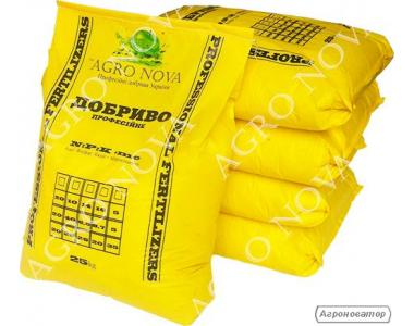 Водорозчинне добриво «Agro Nova» 10:40:26 +мікроелементи