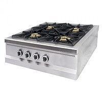 Плита промышленная с газовым контроллеро М015-4N Pimak