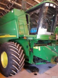 Трактор колісний John Deere 8345 R 2010 р. в.,регіст. 2011р .
