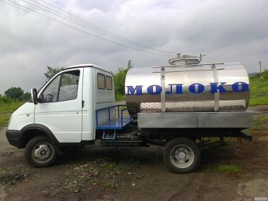 молоковоз Газель,ГАЗ-3302