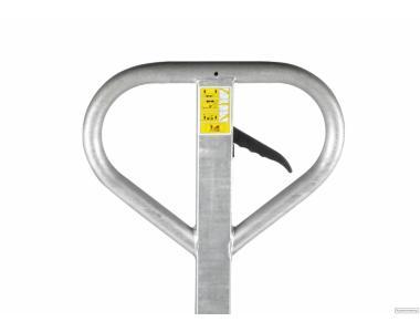 Гидравлическая тележка с оцинкованным покрытием