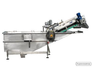 Оборудование для переработки фруктов,овощей,ягод,орехов