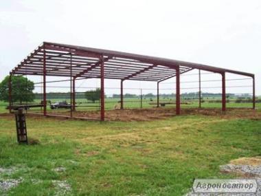 Строительство аграрно промышленных сооружений