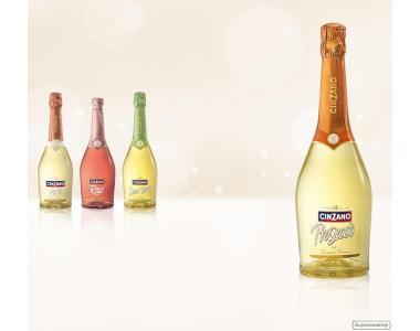 Сладкое натуральное виноградное вино Martini Asti