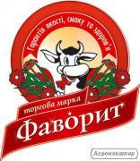 """сухе Молоко СОМ, масло,спред,згущене молоко ТМ """"Фаворит"""" (вн.рынокЭкспорт)"""