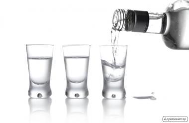 Спирт пищевой класса Люкс 96,6%