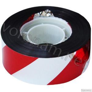 Світловідбиваюча стрічка червоно-біла