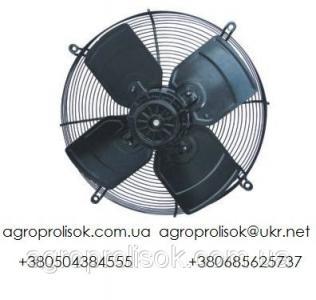 Осьові вентилятори Ziehl-abegg