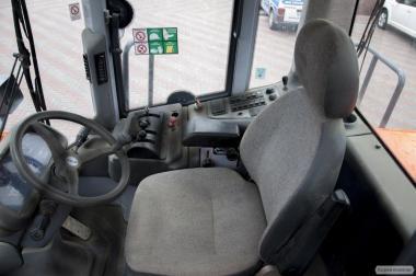 Погрузчик колесный Fiat-Hitachi W170