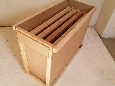продам ящик(бджолопакет) для перевозки бджіл