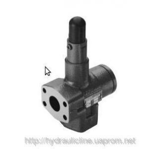 Клапан скидання тиску KRACHT HV/HVF/ гідроклапан