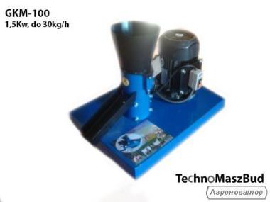 обладнання для брикетування і грануляції