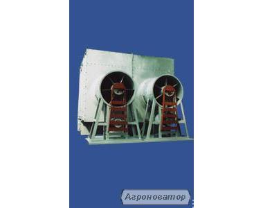 Градирні форсункові вентиляторні сіткові