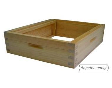 Комплект для ульев -корпус на полурамку 145 мм, толщина 22 мм