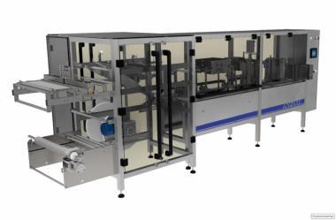 Автоматическая машина для формирования (изготовления) пакетов Дой-пак