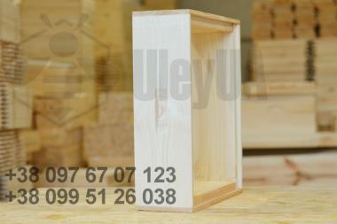 Корпус 10-рамковий 145мм «Магазинна надставка» 35мм
