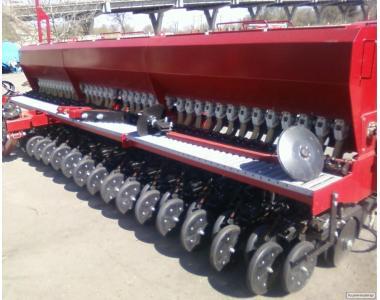 Сеялка зерновая механическая СЗМ Ника-6