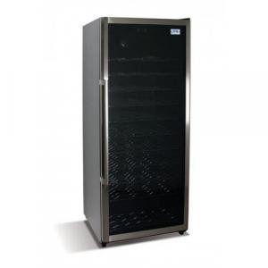 Шкаф для вина Crystal CRW 350B