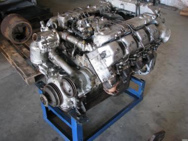 Капитальный ремонт двигателя (Д240-Д245, ЯМЗ, КамАЗ и тд.)