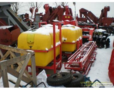 Обприскувач ОП-600(14м-штанга)+кардан