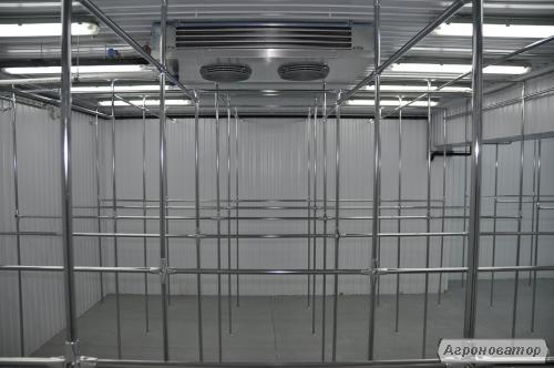 Холодильні та морозильні камери