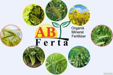 ABFerta-удобрение с репутацией  (высокий урожай, комплексная защита).