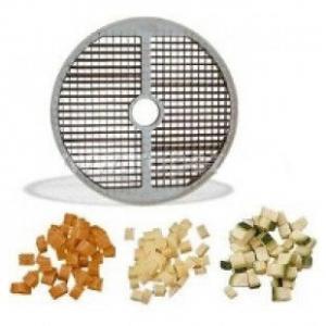 Диск для нарізки кубиками 10мм Celme CHEF DG10x10 AL